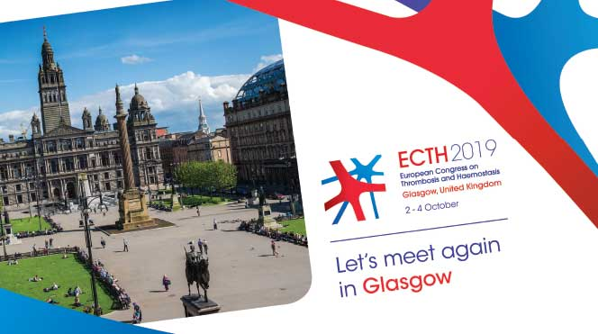 ECTH congress in Glasgow in October 2019